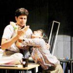 Sumeet Vyas doing a theatre play in Ekjute