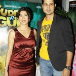 Sumeet Vyas with his Ex-wife