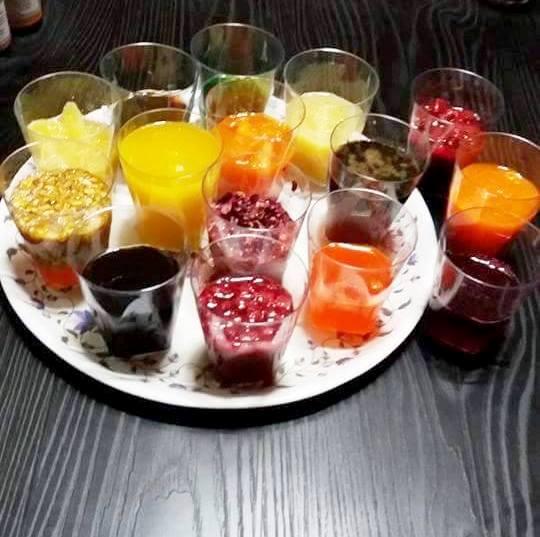 Sunit Jadhav fluid diet