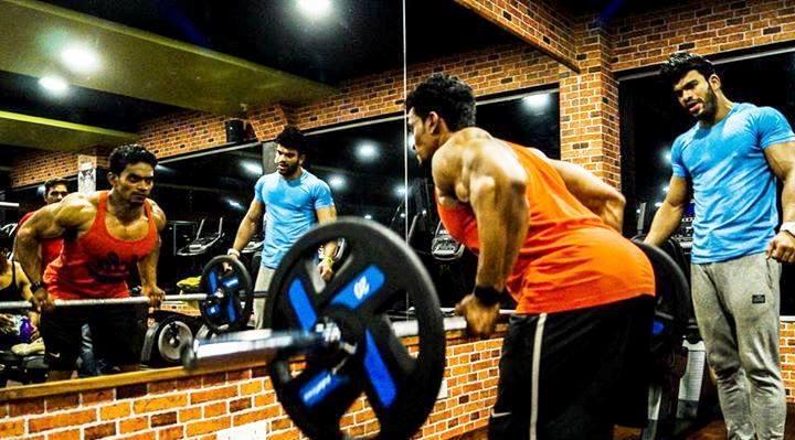 Sunit Jadhav workout