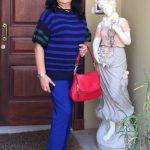 Sushmita Sen's mother, Shubra Sen