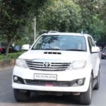 Swara Bhaskar - Toyota Fortuner
