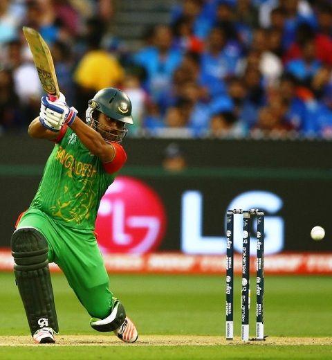 Tamim Iqbal Bangladeshi Cricketer