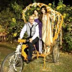 Tanvi Vyas with her parents