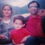 tanya-sharma-childhood-with-her-parents