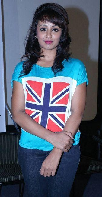 Tejaswi Madivada Indian actress