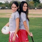 Bella twins played soccer