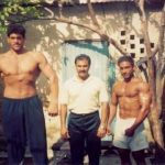 The Great Khali in his younger days