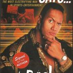 The Rock says... cover page