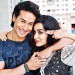 Tiger Shroff With Shraddha Kapoor