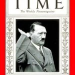 Time Magazine feauring Hiter