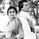 Tina Ambani with her Ex-boyfriend Rajesh Khanna