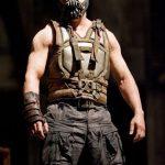 Tom Hardy as a Bane