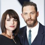 Tom with Charlotte Riley