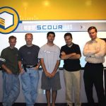 Travis Kalanick during his working days for Scour