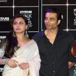 Uday Chopra with Rani Mukherji