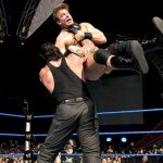 Undertaker Chokeslam Finisher