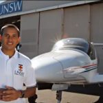 Usman Khawaja licenced commercial pilot