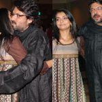 Vaibhavi with Sanjay Leela Bhansali
