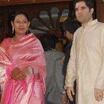 Varun with his wife Yamini