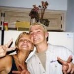 Veronica Finn and Justin