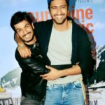 Vicky Kaushal with his brother