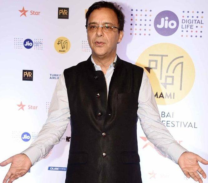 Vidhu Vinod Chopra Bollywood filmmaker