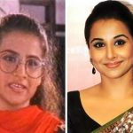 Vidya Balan in Hum Paanch and now