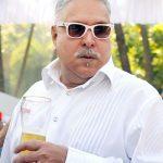 Vijay Mallya having alcohol