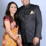 Vijay Rupani Daughter Radhika And Her Husband Nimit Mishra