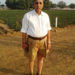 Vijay Rupani in RSS dress