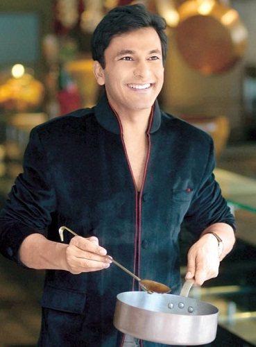 Vikas Khanna Cooking