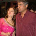 Vikram Bhatt and Amisha Patel