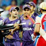 Virat Kohli fight with Gautam Gambhir