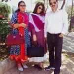 Vishakha Thakur Parents