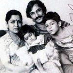 Vivek Oberoi childhood photo