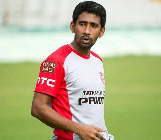 Wriddhiman Saha profile