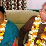 Yogi Adityanath parents