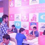 Yuzvendra Chahal Chess champion