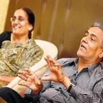 Zaheer Khan parents