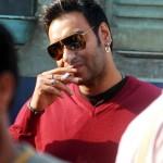 Ajay Devgan Smoking