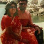 Deepak with his Wife