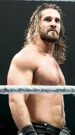 Seth Rollins The Champ