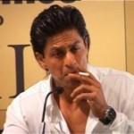 Shah Rukh Khan Smoking