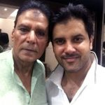 singer Javed Ali with his father