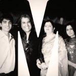 singer dancer Shraey Chopra family