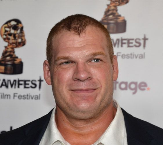 wrestler Kane profile