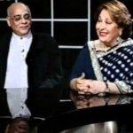 Raj Kapoor's Daughter Reetu Nanda With Her Husband Rajan Nanda