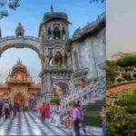 A. C. Bhaktivedanta Swami Prabhupada's ISKCON Temples, Vrindavan And Mayapur