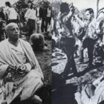 A. C. Bhaktivedanta Swami Prabhupada In New York's Tompkins Square Park
